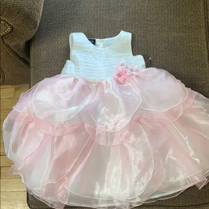 Holiday Editions Pink Dress for Toddler Girls NWOT